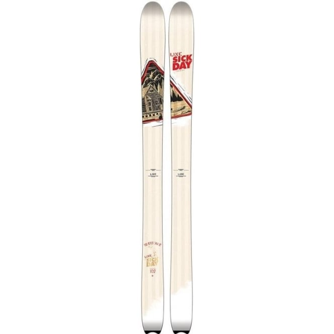 Line Skis Sick Day Tourist 186cm (2016)