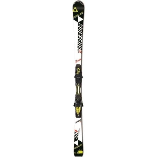 Fischer RC4 Superior SC Powerrail Skis + RC4 Z11 165cm (2016)