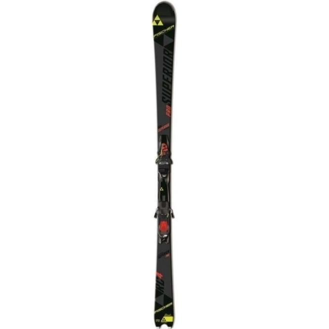 Fischer RC4 Superior Pro Racetrack Skis +RSX Z12 180cm (2016)