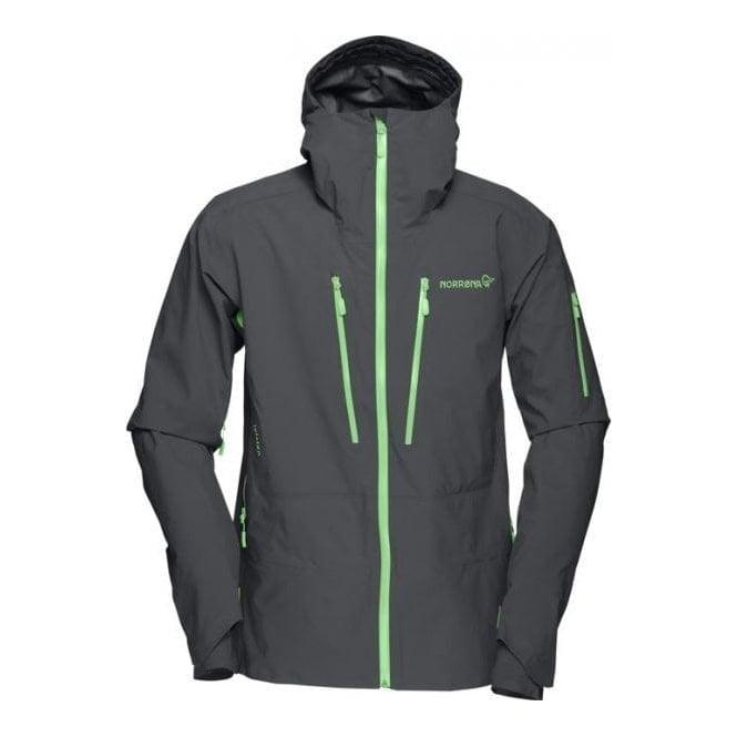Norrona Mens Lofoten Gore-Tex Pro Jacket - Cool Black