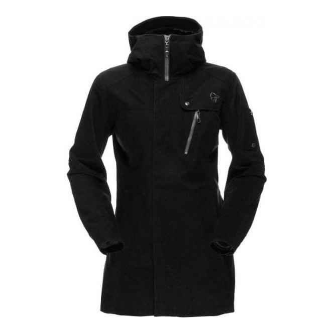 Norrona Wmns Dri2 Coat - Black