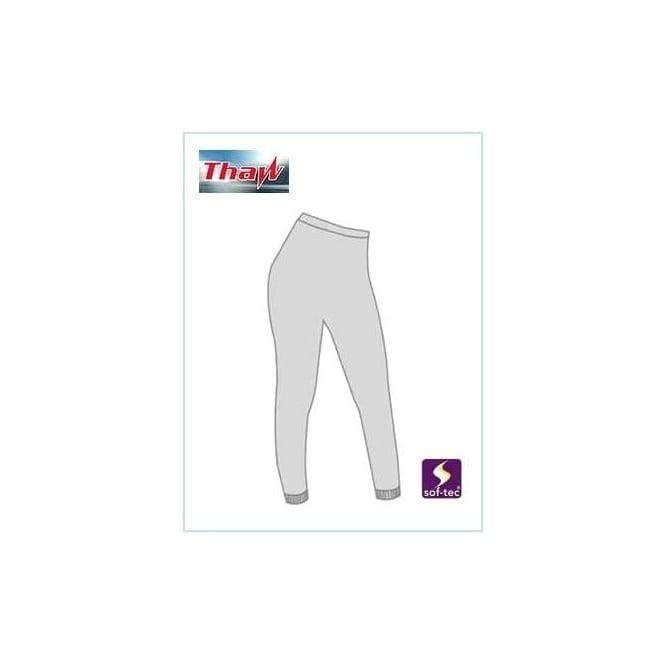 Steiner Junior Base Layer Thaw Long Johns Soft-tec - Grey