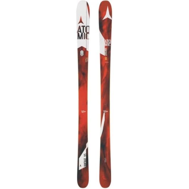 Atomic Vantage 95 Carbon Skis 186cm + FFG 12 binding (2017)