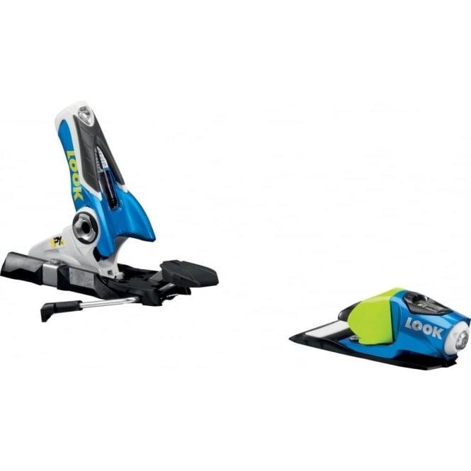 Dynastar - Look SPX 14 Rocker Racing Ski Bindings (DIN 5-14 ) Blue
