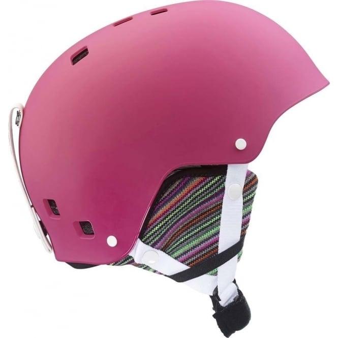 Salomon Junior Kiana Helmet - Pink