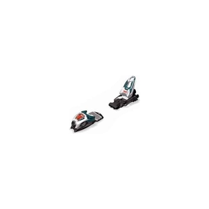 Marker Bindings Race JUNIOR 8 White/Black/Teal