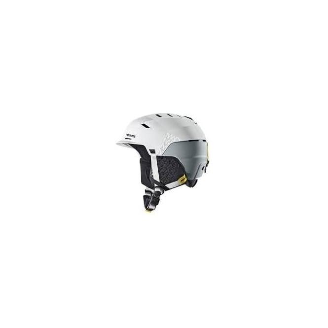 Marker Phoenix Otis Helmet - White/Grey