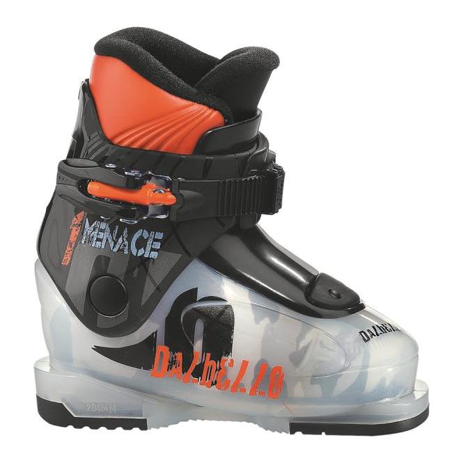 Dalbello Menace 1 Junior Boot - Transparent/Orange (2016)