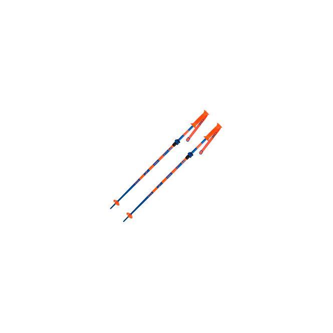 Line Pole Get Up Pollard Ski Pole 75-105cm Blue