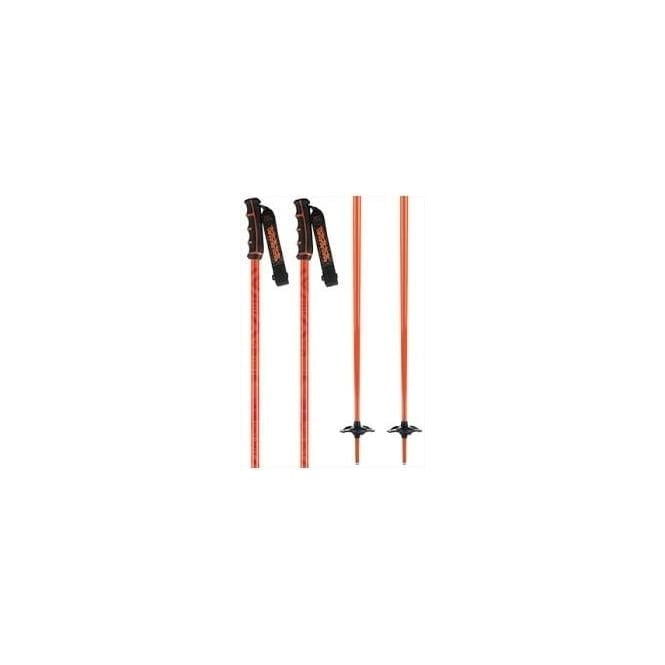 K2 Ski Pole Power 8 Orange