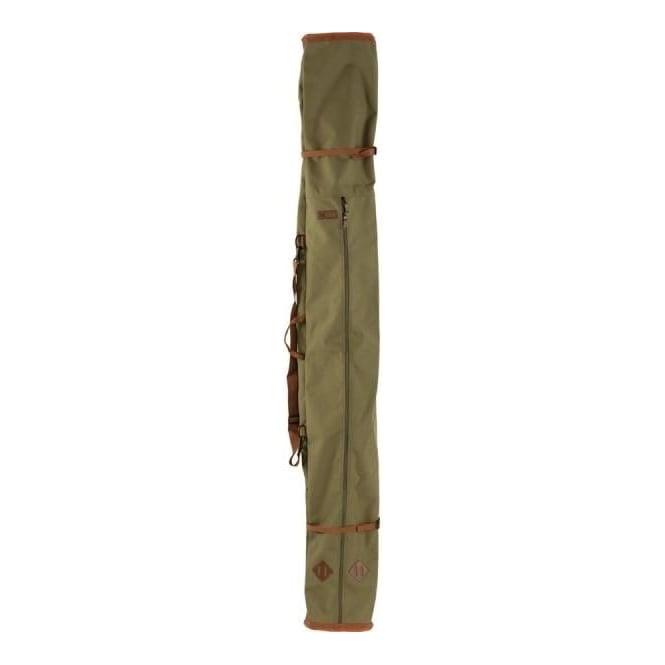 K2 Simple Single Ski Bag 195cm Olive Green