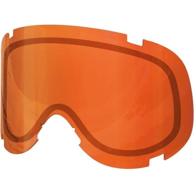 POC Cornea Double Lens - Sonar Orange