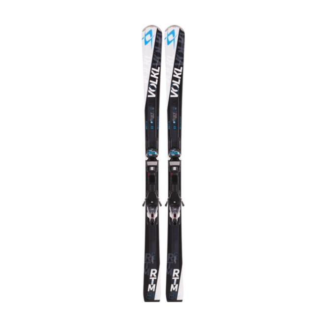 Volkl Ski Rtm 81 Efficiency 170cm + Binding (2016)