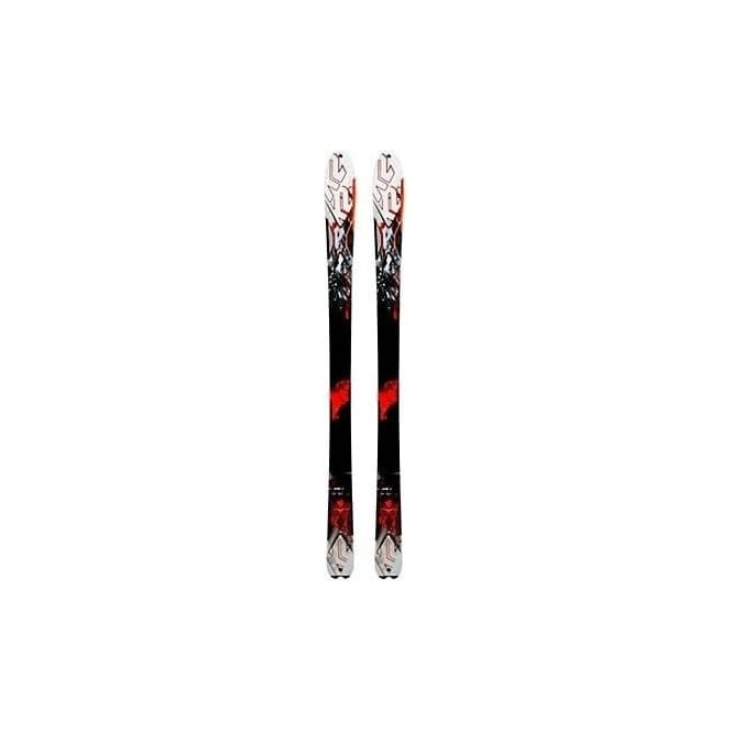K2 Skis Amp Rictor 90 Xti 170cm (2014)