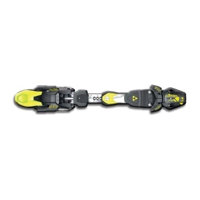 Fischer Race Bindings RC4 Z13 Freeflex B85 ( DIN 4-13 ) Black/Yellow