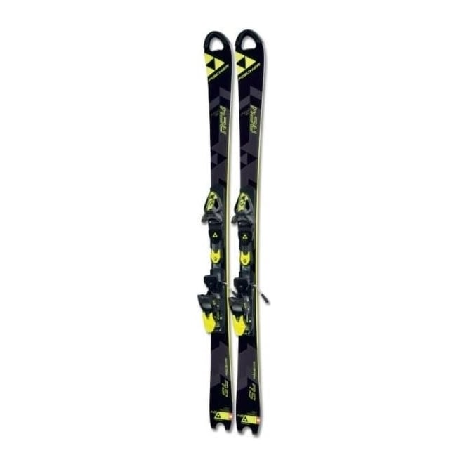 Fischer RC4 WC SL Junior Slalom Race Skis 140cm  Skis Only (2017)