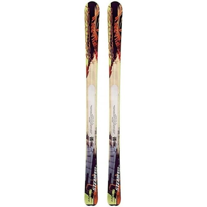 Nordica Steadfast Skis 186cm (2014)