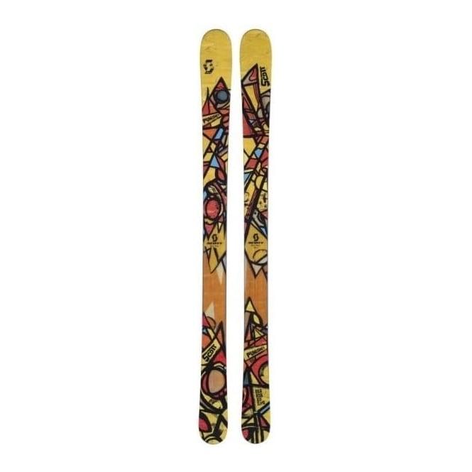 Scott Punisher Skis 189cm (2015)