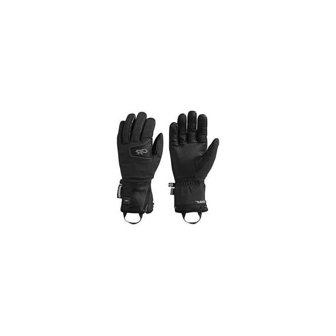 Outdoor Research Stormtracker Heated Glove - Black