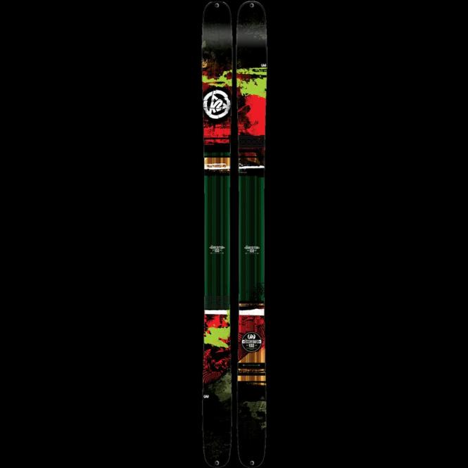 K2 Skis Shreditor 102 - 177cm (2015)