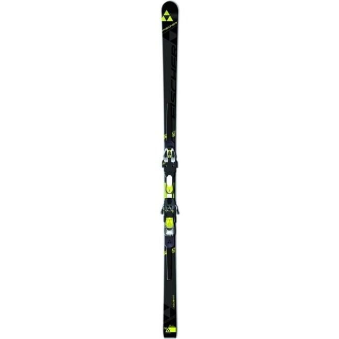 Fischer RC4 Worldcup GS 195cm 35m Medium Flex (2016)