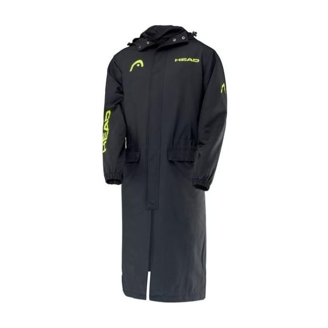 Head Ski Race Team Coaches Coat Storm Jacket Raincoat