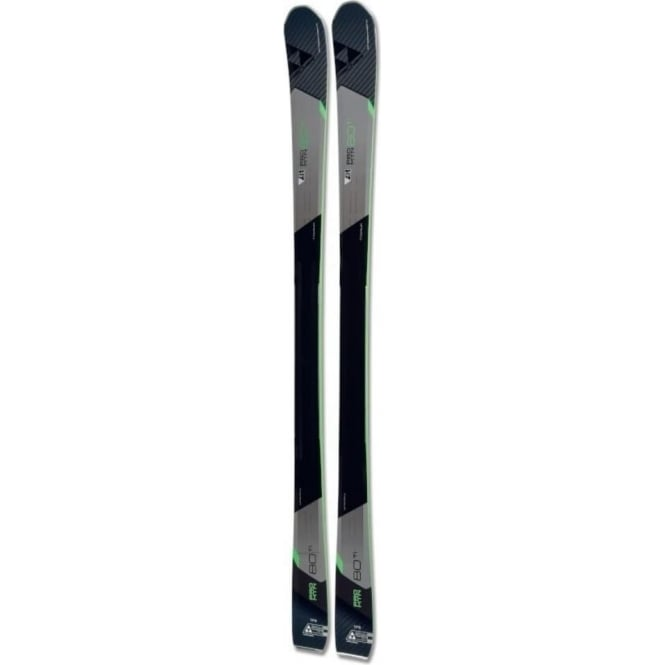 Fischer Skis Pro Mtn 80 Ti + Attack 11 Binding 159cm (2017)