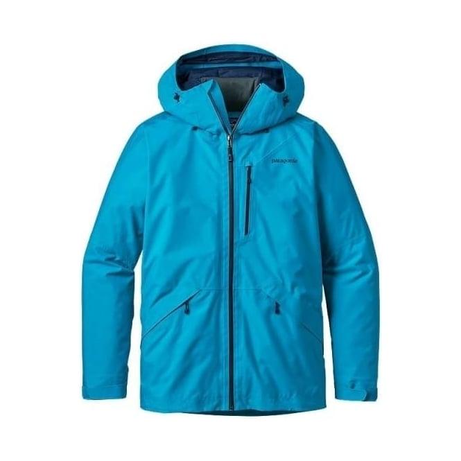 Patagonia Mens Snowshot Jacket - Blue