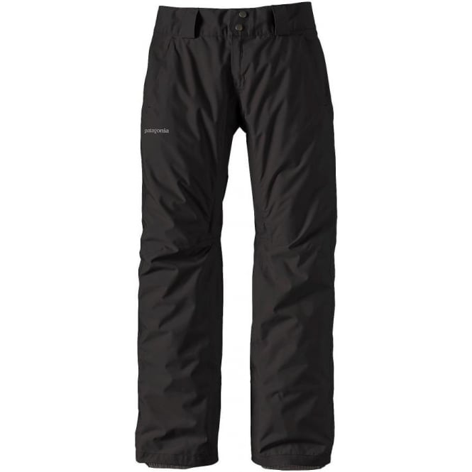 Patagonia Wmns Insulated Snowbelle Pant - Black