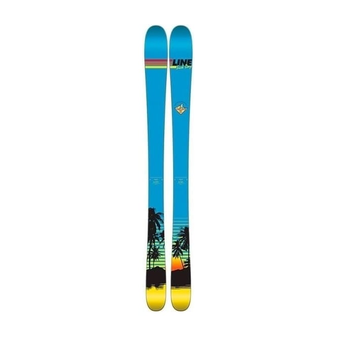 Line Skis Sick Day Shorty 162cm (2017)