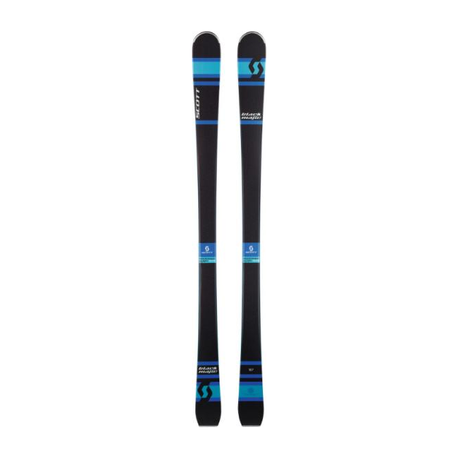 Scott Skis Black Majic 167cm (2017)