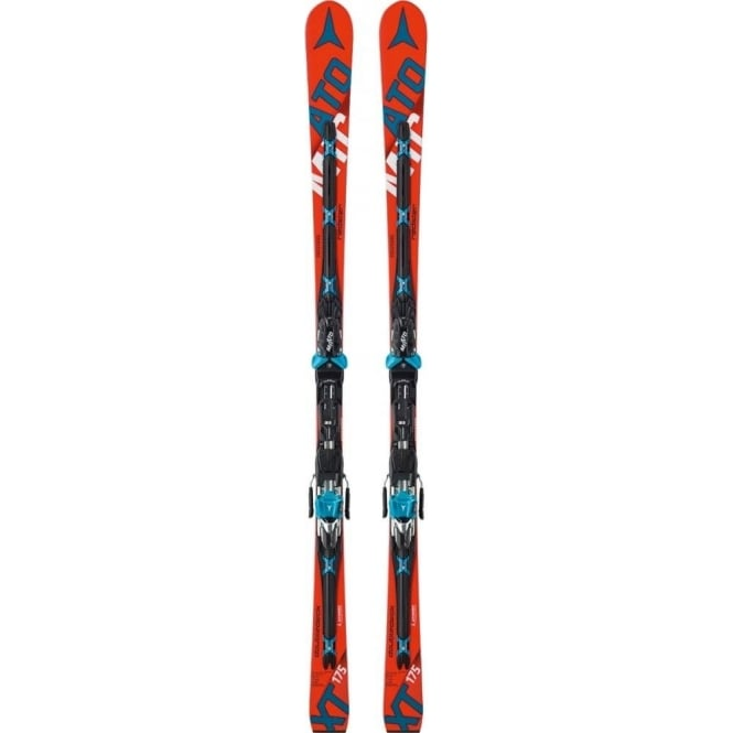 Atomic Skis Redster DD 3.0 XT + X16 Binding 182cm (2017)