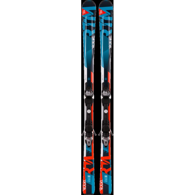 Volkl Skis  Rtm 75 IS + 4motion Binding 166cm (2017)