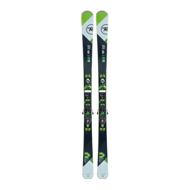 Rossignol Skis Experience HD 84 + NX12 Binding 170cm (2017)