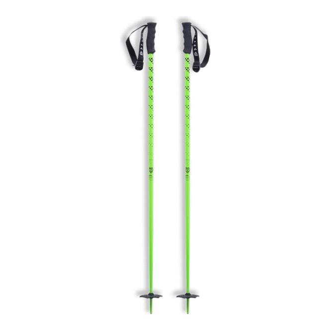 Meta All Mountain Identity Ski Pole - Green