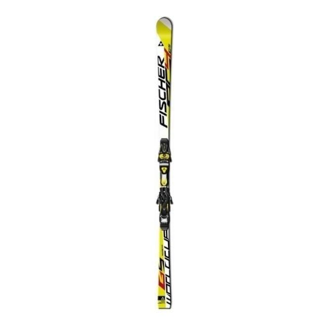Fischer RC4 WC GS Skis Medium Flex 30m 188cm (2014)