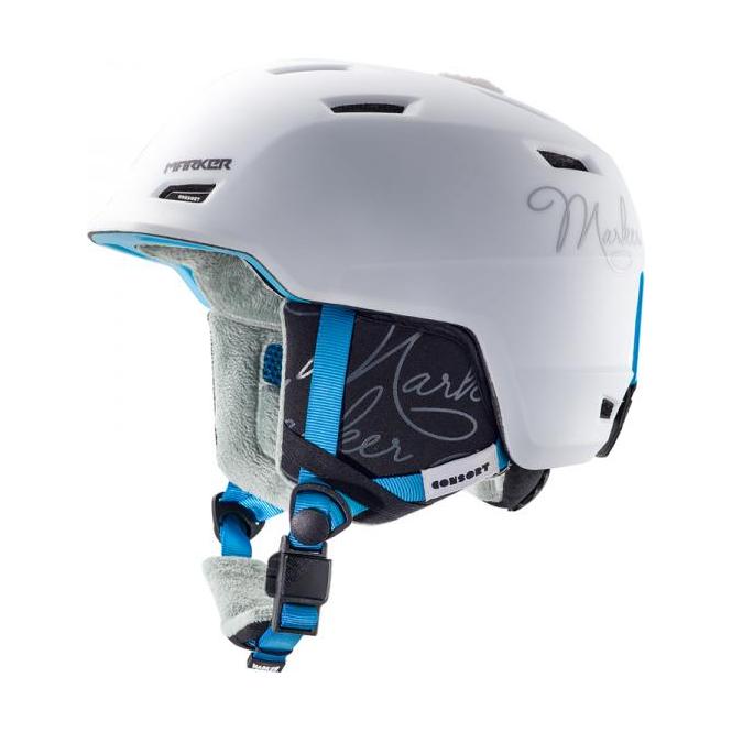 Marker Wmns Consort 2.0 Helmet - White
