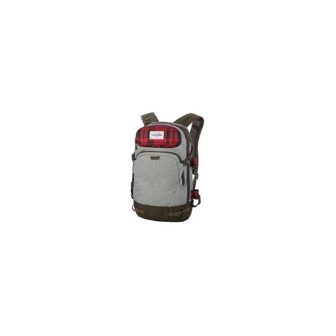 DaKine Backpack Heli Pro 20l Rowena Red Grey