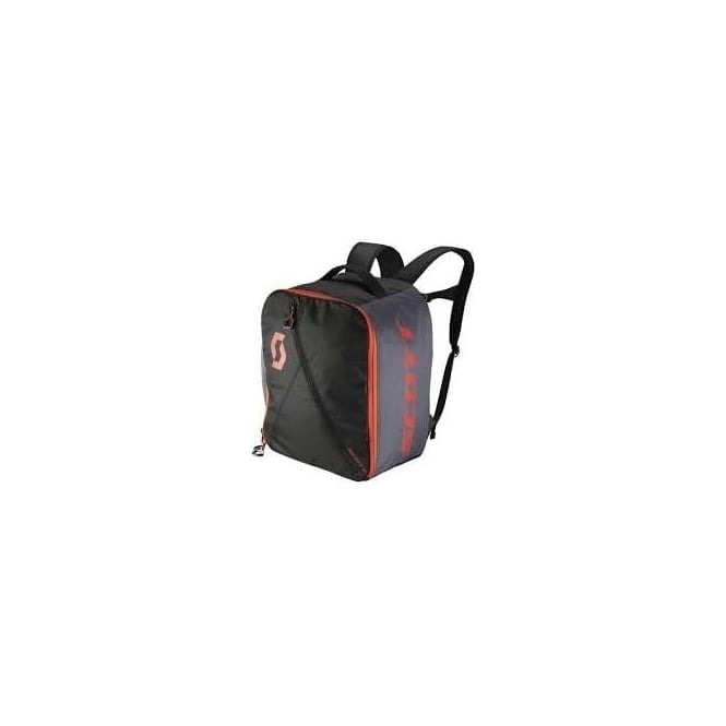 Scott Ski Boot Bag/Backpack Black Grey