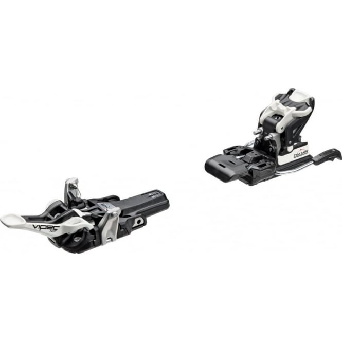 Fritschi Diamir Vipec 12 Ski Touring Binding - 100mm Brake - Colour Black