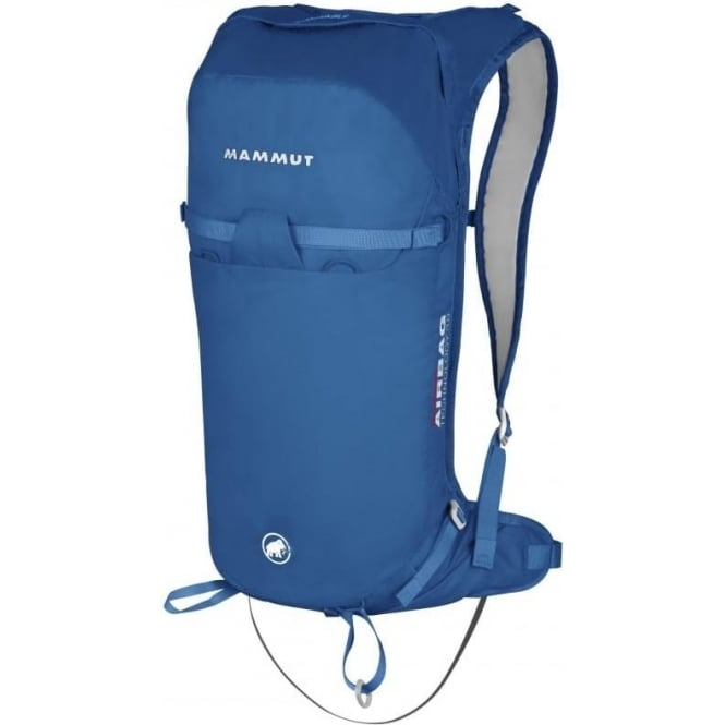 Mammut Ultralight Removable Avalanche Airbag Backpack System 3.0 - 20L - Blue