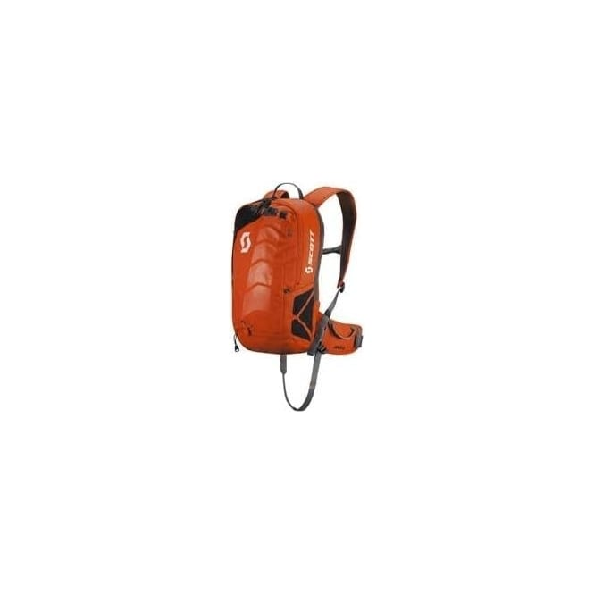 Scott Air Free Ap 12 Pack Kit - Black/Orange