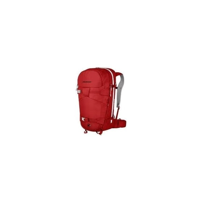 Mammut Ride Removable Airbag 3.0 - Lava Red