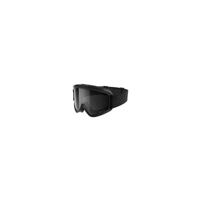 POC Iris X Race Goggle - Uranium Regular Black