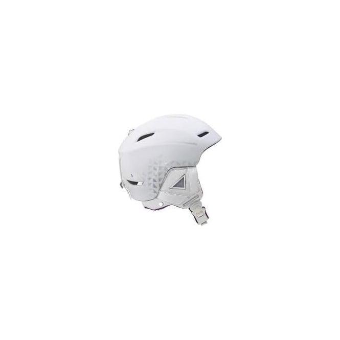 Salomon Aura Custom Air Helmet - White
