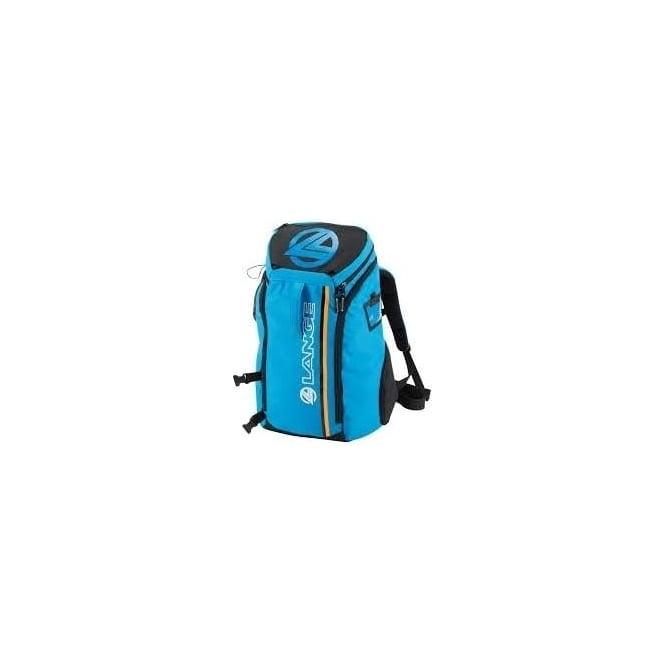 Lange Pro Bag Backpack 36l Blue Orange Race Boot