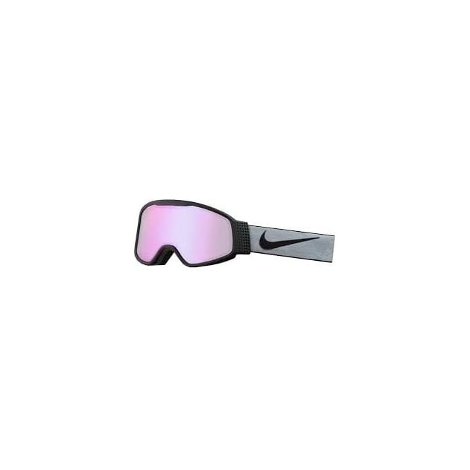 Nike Goggles Mazot - Black Wolf Grey / Pink Ion
