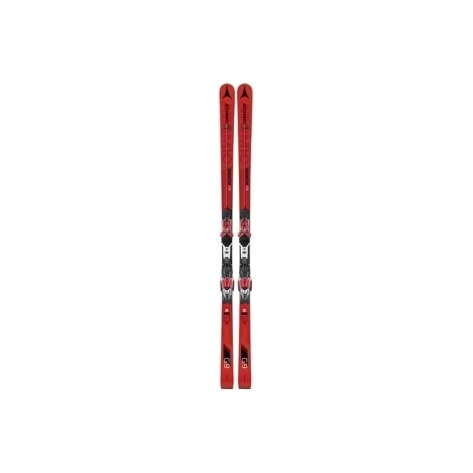 Atomic Redster G9 FIS GS Unisex Race Skis - 186cm 26m + X16 VAR Bindings (2018)