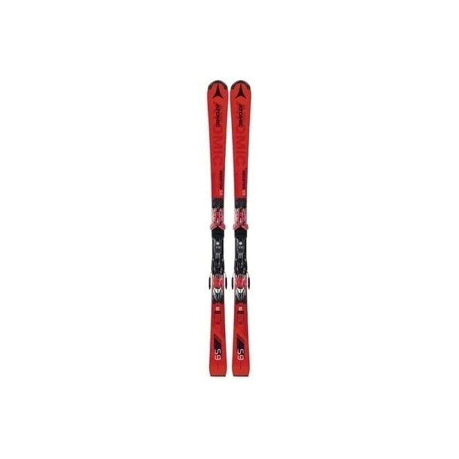 Atomic Redster S9 FIS Slalom Race Women's Skis - 157cm + X12 VAR Bindings (2018)
