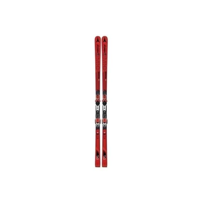 Atomic Redster SG FIS 200cm 35m + X16 VAR Bindings (2018)